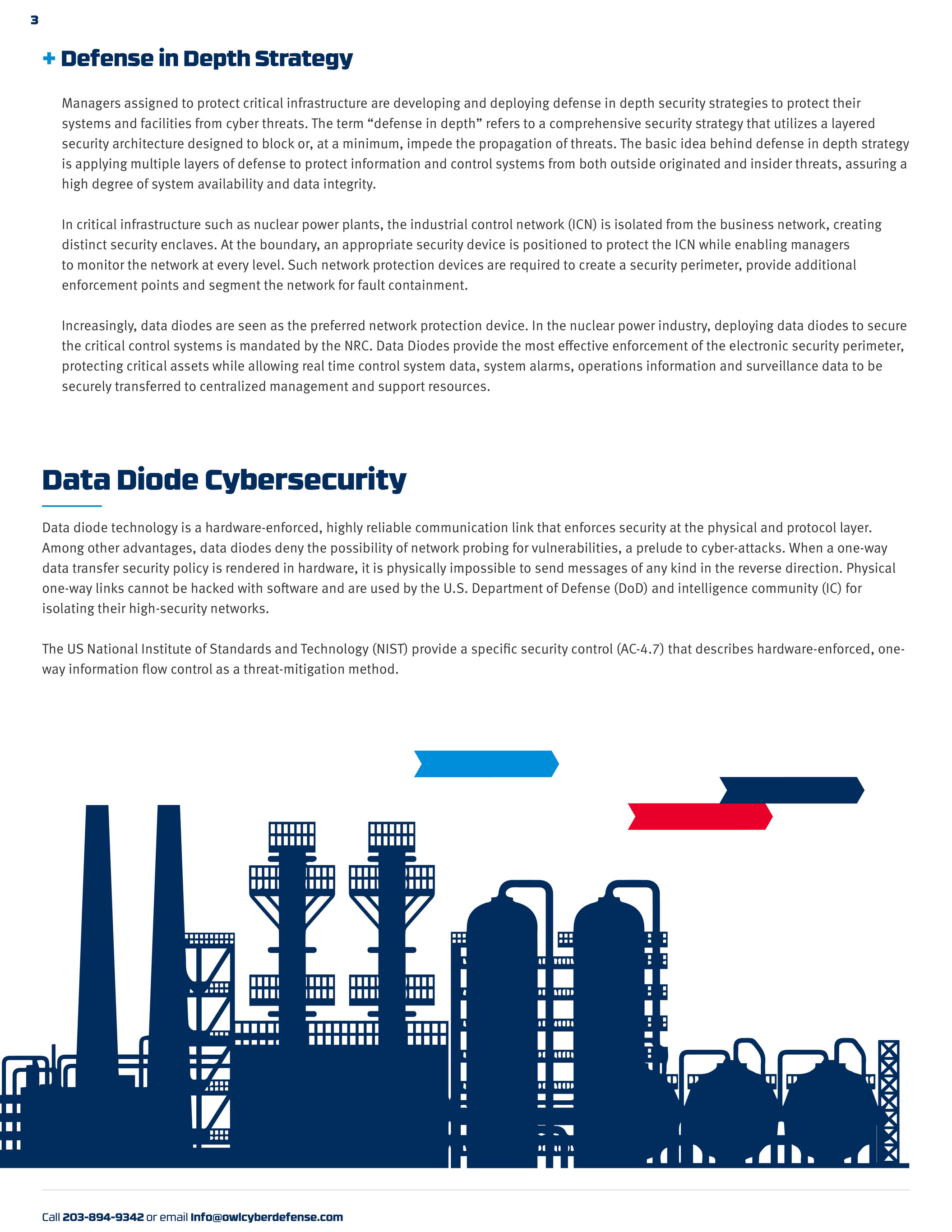Owl Cyber Defense White Paper Cyber Security Solutions For The